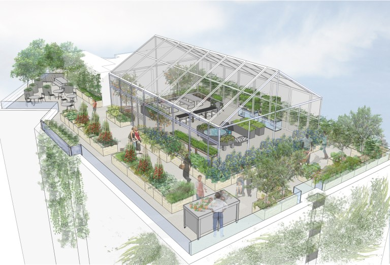 Hollister construction services experience residential for Greenhouse designs for residential use